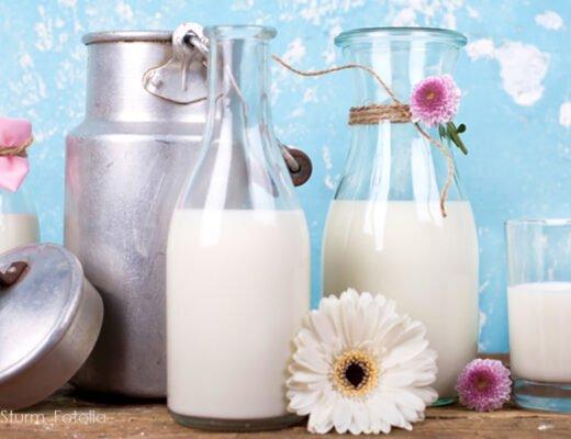 Milch im Ayurveda
