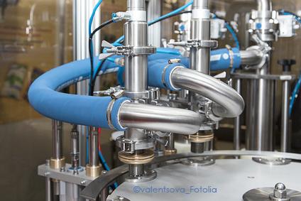 industrielle milchproduktion maschinen