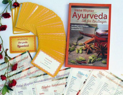 Ayurveda-Set für Einsteiger