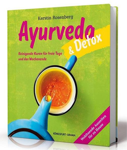 Buch: Ayurveda und Detox, Kerstin Rosenberg