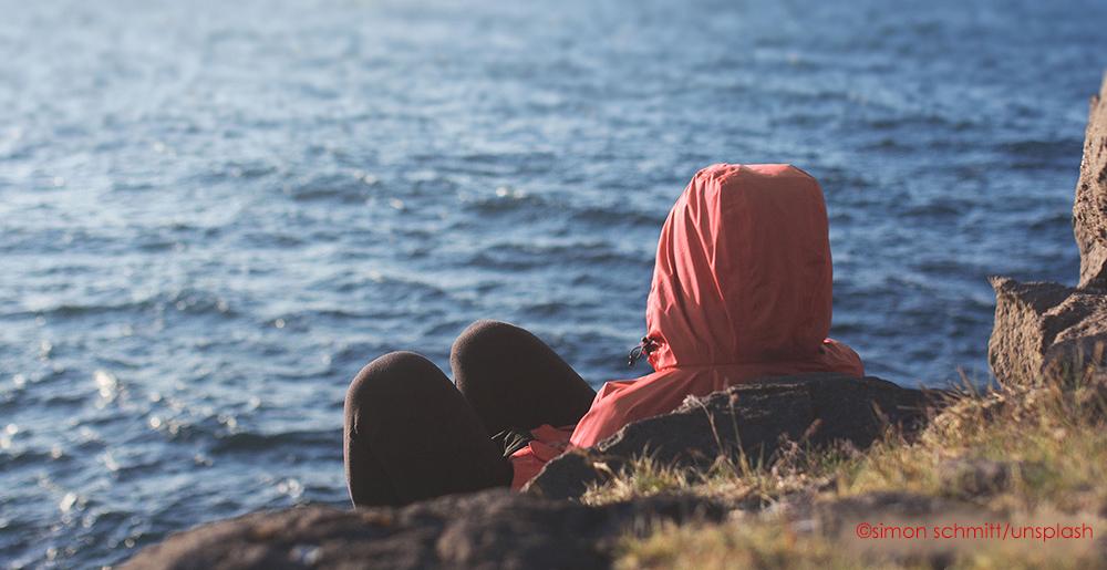 ausruhen am meer