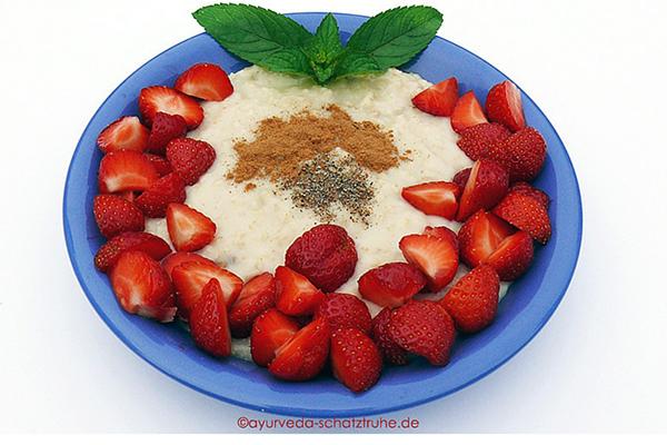 haferbrei porridge
