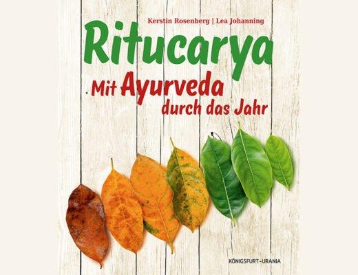 Ayurveda Buch von Kerstin Rosenberg und Lea Johanning