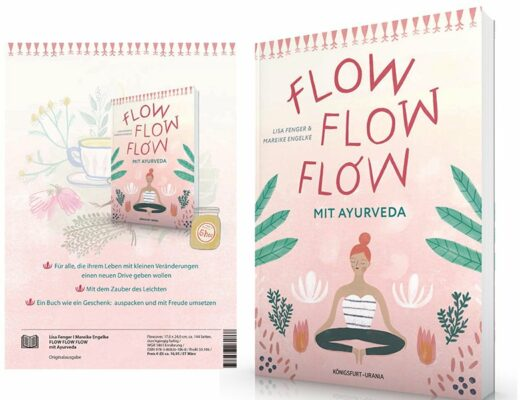 Ayurveda Buch FLOW FLOW FLOW mit Ayurveda