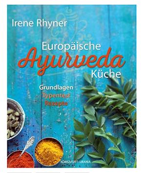 Kochbuch Irene Rhyner Europäische Küche